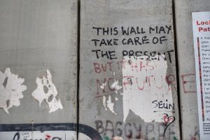 Wall is not the future