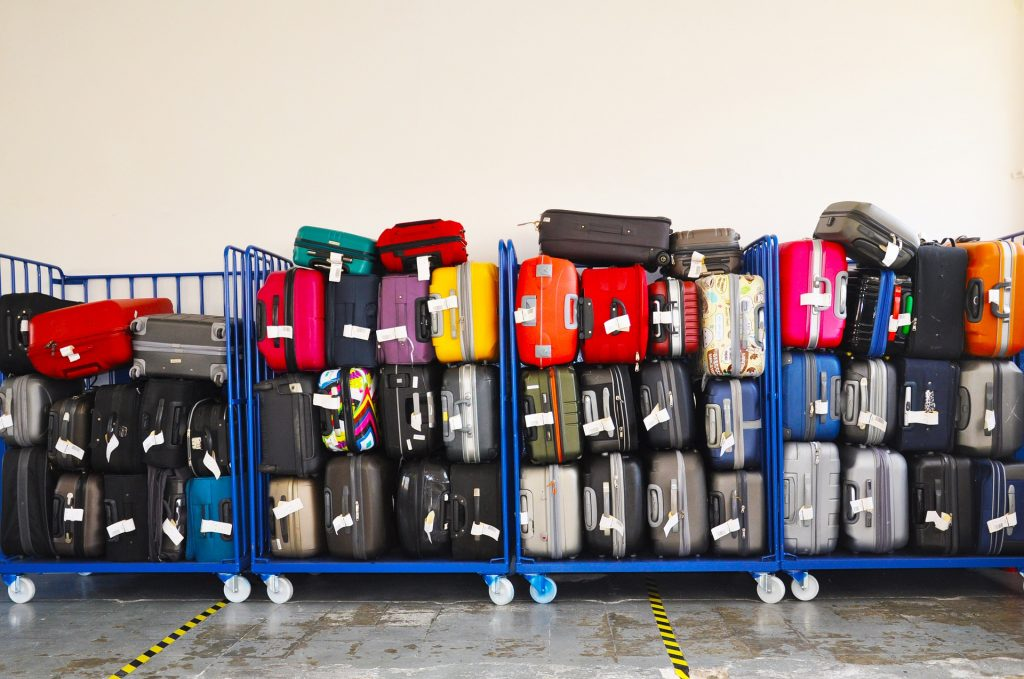 don't book cheap flights - baggage