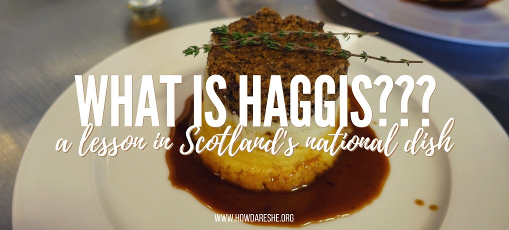 what is haggis learn to make haggis