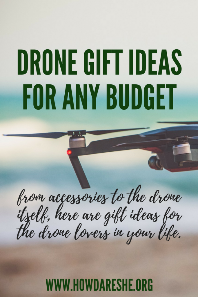 Doing some shopping for a drone owner? Here are drone gift ideas for any budget - from accessories to training to the drone itself.