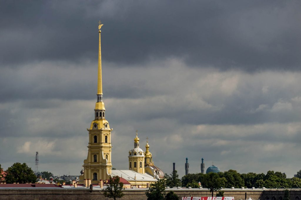 saint petersburg peter and paul fortress