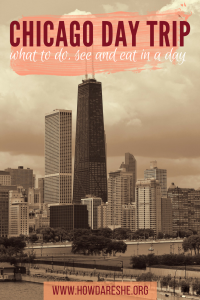Whether it's a long layover or a quick trip - there are about a million things to do in Chicago, from the Bean to Chicago dogs. Here's what to do, see and taste with just one day in Chicago.