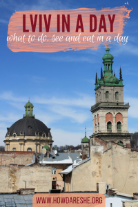 With Ukraine poised as one of the fastest growing travel destinations in Europe, its westernmost city of Lviv should be on your list. It is the largest city in western Ukraine and considered the gateway between the country and Europe. Find out what you need to do, see and eat with this one day in Lviv travel guide.