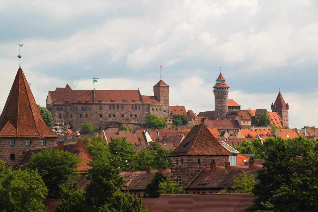 nuremberg castle on nuremberg day trip
