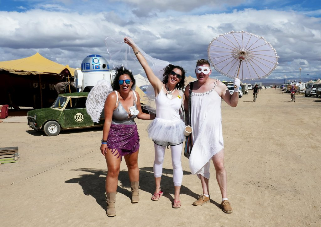 Afrikaburn for solo travelers; Afrikaburn 2018; Tankwa, Karoo, South Africa