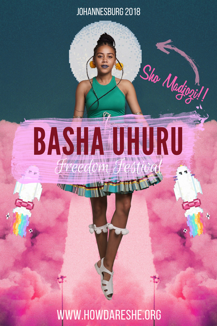 Basha Uhuru Freedom Festival is ready for its sixth year in 2018, continuing to celebrate South African creativity. The three-day art, design, film and music festival will again be held at Constitution Hill in Johannesburg from Thursday, June 28th through Sunday, June 30th.