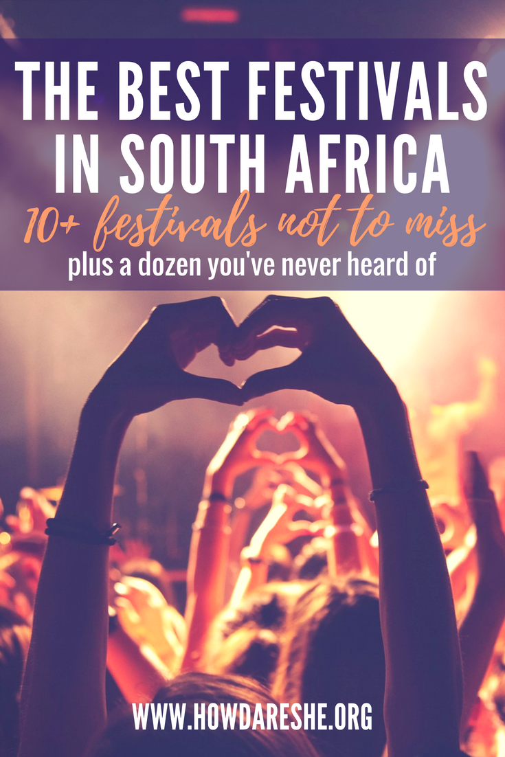 The best festivals in South Africa (and the ones you\'ve never heard of)