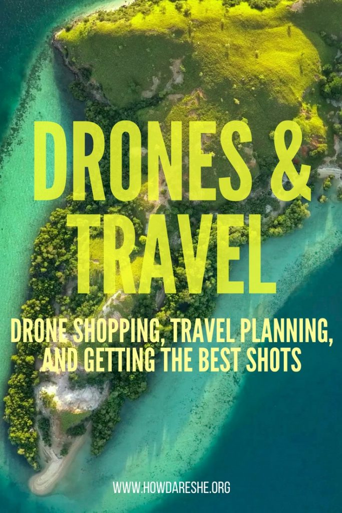 Consumer drones are getting smaller and better (and cheaper). At the same time, drool-worthy aerial travel photos are filling up social media. It's easier than ever to add a drone to your backpack or suitcase, so here are the best drones for travelers and everything you need to know about traveling with one.