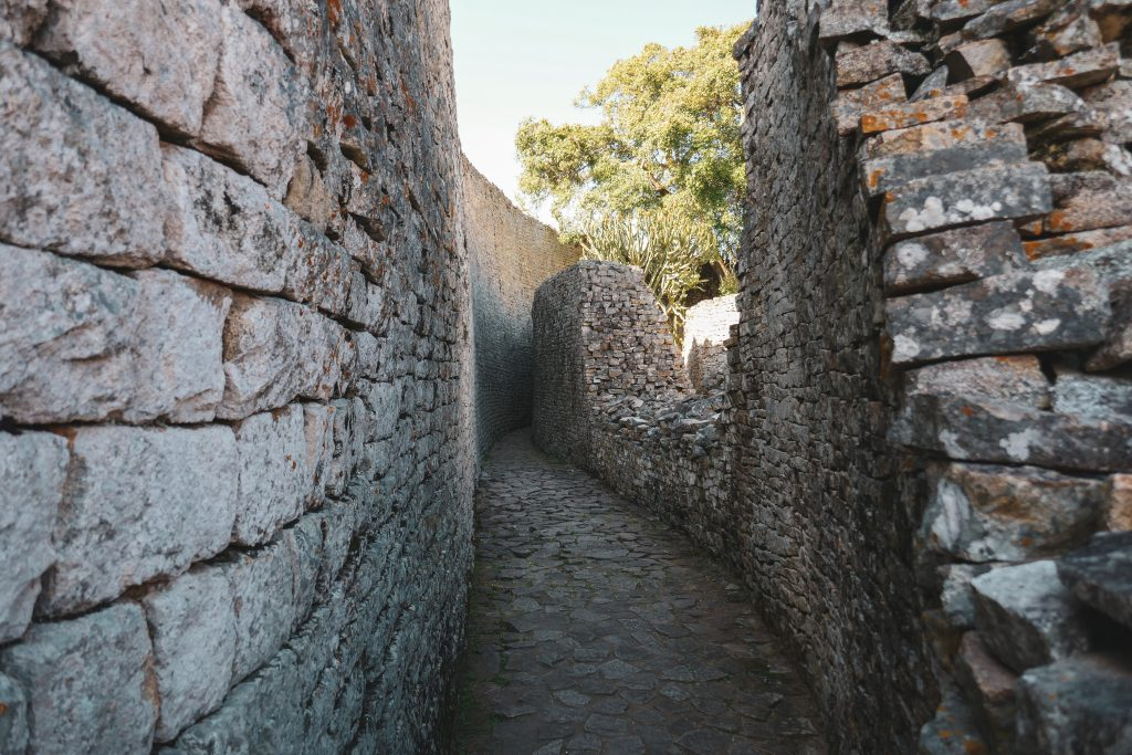 Great Zimbabwe ruins Great Enclosure