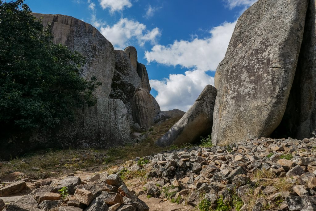 Great Zimbabwe ruins Hill Complex