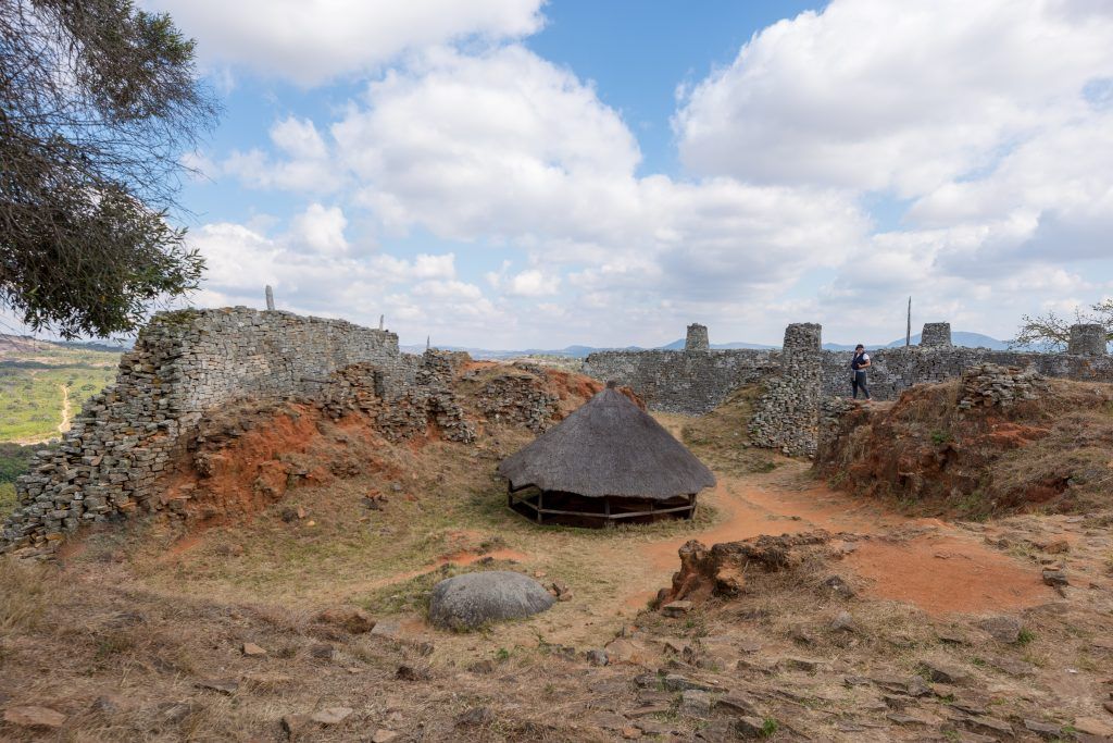 Hill Complex ruins at Great Zimbabwe National Monument
