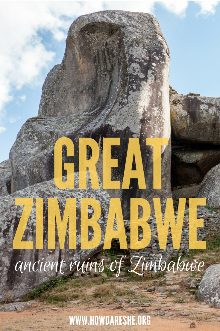Great Zimbabwe ruins - interesting facts and visitor\'s guide