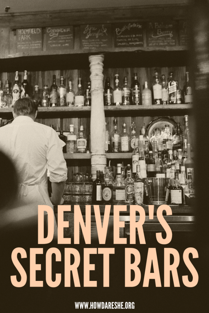 Colorado might be best known for beer, but there is no shortage of hidden bars and neo-speakeasies in Denver. These are the ones that are worth finding (and how to find them).