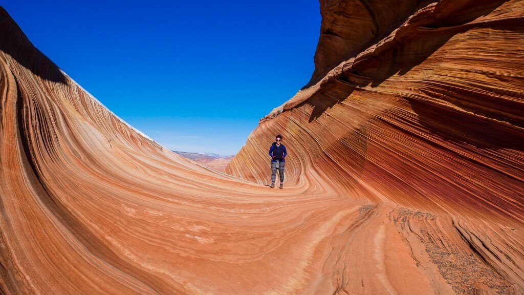 Coyote Buttes North, the Wave, Arizona, Paria Canyon-Vermillion Cliffs Wilderness