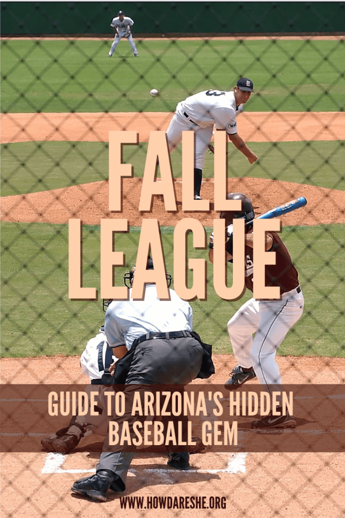 Most people know to come to Phoenix for Spring Training baseball, but while the Cactus League gets all the attention, the Arizona Fall League is a lot of fun for baseball fans. It's what Spring Training used to be - great baseball, small crowds and cheap tickets.This post has what you need to know, from the history of the league to practical stadium, ticket and schedule information, along with things to do and where to eat, drink and stay. #baseball #mlb #arizon