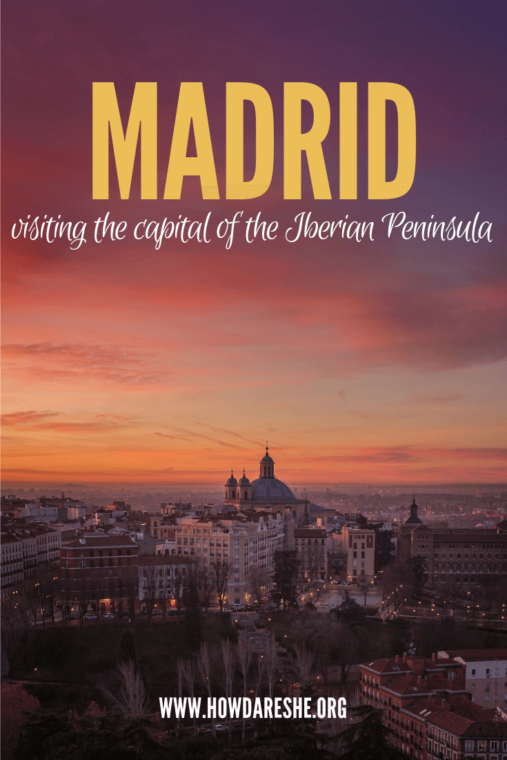 Two days in Madrid