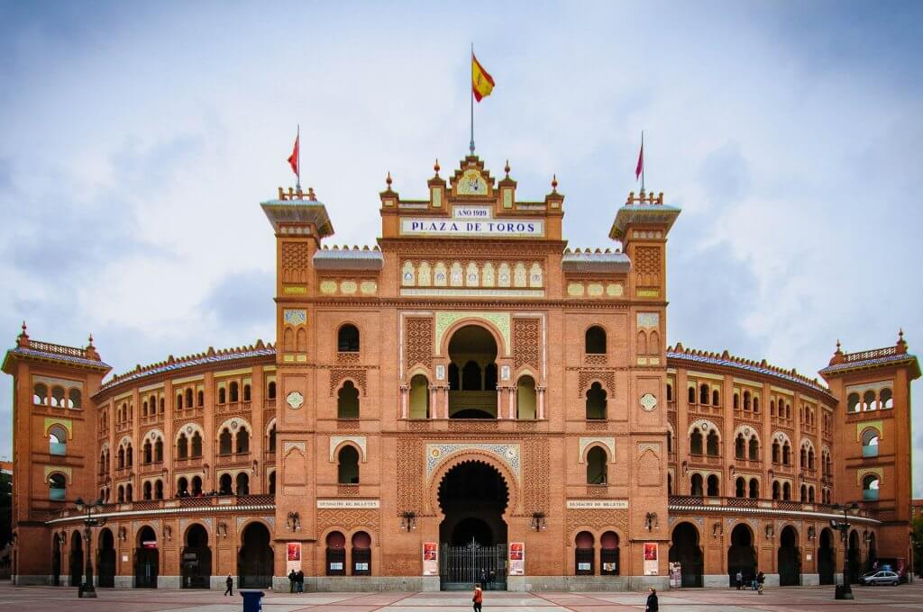 madrid two day itinerary plaza de toros