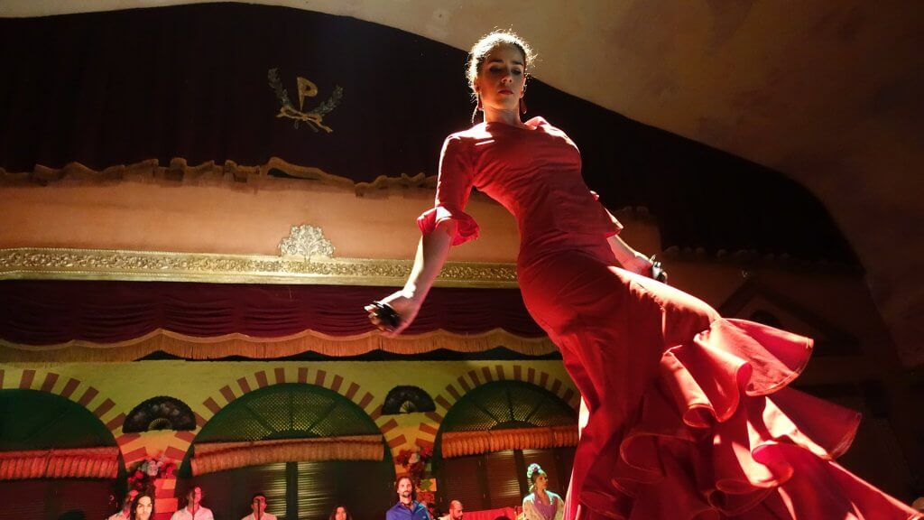 flamenco in madrid in two days