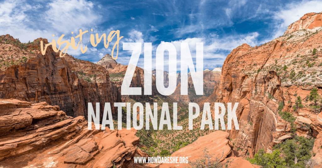 Millions head to Southern Utah yearly for Zion National Park hikes, exploring, climbing, canyoneering and camping. This guide has all you need to know about visiting Zion National Park! #exploreUtah #visitUtah #seeUtah backpacking #budgettravel #offthebeatenpath #bucketlist #wanderlust #Utah #USA #UnitedStates #America #discoverUtah #travelUtah #zionnationalpark #nationalparks #usparks Utah Travel Destinations Backpack Backpacking Vacation Budget Off the Beaten Path Wanderlust #travel #vacation