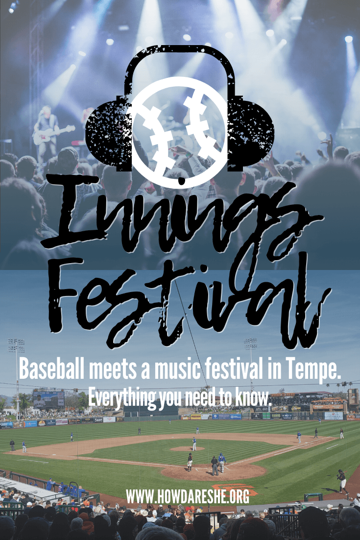 Innings Festival brings baseball to a music festival in Tempe, Arizona